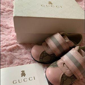 Gucci girl shoe